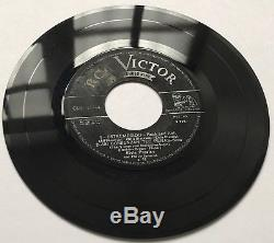 Elvis Presley-mega Rare Ep From Chile- Impossible To Find
