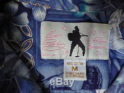 Elvis Presley shirt rare Hawaiian size medium by Reyn Spooner