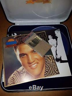Elvis Presley the man and the legend super rare deluxe cd box nr 36/100