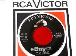 Elvis Presleysam Cooke Mega Rare Misprint Chain Gangit's Now Rockabilly 45