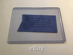 Elvis RARE Lakeland 1976 Concert Ticket Stub