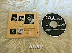 Elvis The Music He Loved 1997 BMG Australia Promotional CD Like New Rare Item