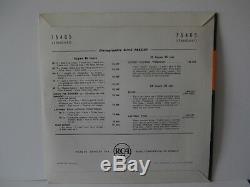 Elvis presleyall shook upep7france du 10/1959. Rca area75405 variante rare