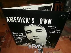 Elvis presleyamerica's ownnassau 1975 dble. Lp12genevagen01-rare japon