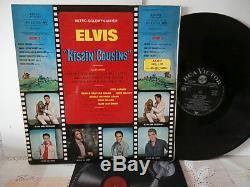 Elvis presleykissin' cousinslp12or. Rca430654s. Biem. 07/1964. Very rare france