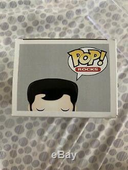 Funko Pop! Rocks 1970's Elvis Presley #03 Vinyl Figure Retired Rare