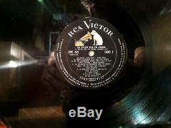 IMPOSSIBLE TO FIND Elvis ARGENTINA La Mujer Que Adoro DOG ON TOP! Lp ULTRA RARE