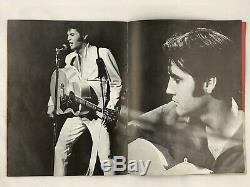 Inscribed ELVIS PRESLEY 1970's RCA PHOTO ALBUM Estelle Sweet Inspirations RARE