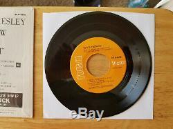 JUST OPENED RARE MINT ORANGE LABEL Elvis Presley FOLLOW THAT DREAM EPA-4368
