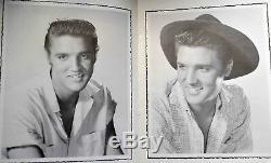 LP ELVIS PRESLEY 1956 LPM-1254 MEGA-RARE with original BOOKLET