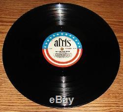 MEGA RARE MILITARY PROMO Elvis Presley Bobby Womack American Forces afrts RL44-0