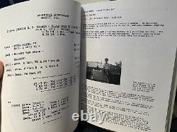 On Tour With Elvis Super-Rare Book Christopher Brown