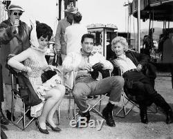 Original Elvis Presley Roustabout Movie Script 1964 / RARE / Hollywood