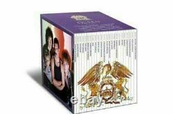 Queen Story Italian Only Box 26 CD 4 DVD Nuovi Sigillati