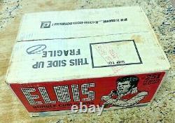 RARE 1978 Donruss ELVIS PRESLEY Trading Cards FACTORY SEALED 16 BOX WAX CASE