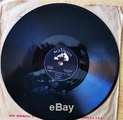 RARE 1s /1s 78 RPM Elvis Presley MYSTERY TRAIN / I FORGOT TO REMEMBER 20-6357