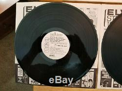 RARE 2 LP PROMO Elvis Presley RECORDED AT MADISON SQUARE GARDEN SPS-33-571-1