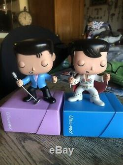 RARE Elvis Presley Funko Pop Vinyl Pair No Box
