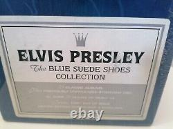RARE Elvis Presley the collection 30 CD set The Blue suede shoes collection