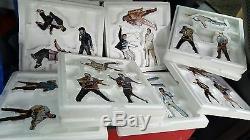 RARE Set of 24 Elvis Presley Rockin Rollin Bradford Edition Ornaments LOOK NICE