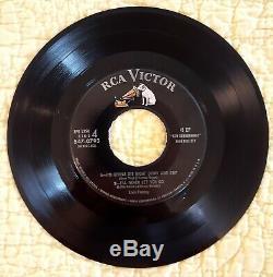 RARE VG/EX Elvis Presley RCA Victor EPB-1254 1956 Rockabilly Excellent Sound