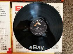 RARE VG++ to NEAR MINT LIVING STEREO Elvis Presley POT LUCK LSP-2523 BAGGY