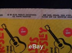 Rare 1956 Elvis Presley (66) Card Collection All High Grade PSA & 1Cent Wrapper