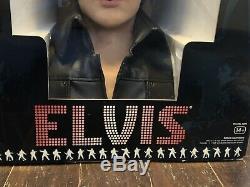 Rare 2007Elvis PresleyWowWee AliveAnimatronic Singing & Talking Bust