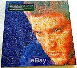 Rare ELVIS PRESLEY ARTIST OF THE CENTURY Audiophile 5 LP Box Set SEALED Mint