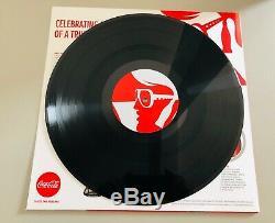 Rare Elvis Presley Coca Cola Promo Vinyl LP Album