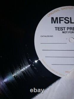 Rare Elvis Presley In Memphis Test Pressing + David Bowie Ziggy Stardust MFSL