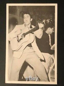Rare Elvis Presley Original 1956 LPM 1254 Moss Promo Bonus Photo