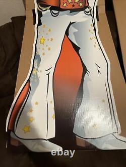 Rare Elvis Presley Reeses Candy Large Stande