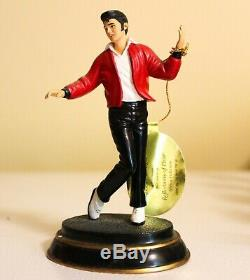 Rare Elvis Presley Reflections of Elvis Mirror Collection Bradford Exchange