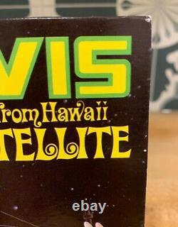 Rare Jukebox Elvis Presley Aloha From Hawaii Rca Dtfo 2006 Title Strips 1973