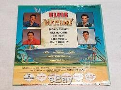Rare Sealed 1967 Htf Monaural Elvis Presley Soundtrack Clambake Lpm-3893 Mint