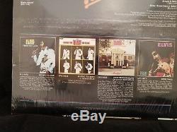 Rare Sealed! Elvis Presley Today QUADRA DISC LP RCA APD1-1039