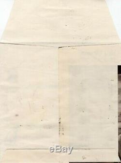 (Rare mailer envelope Easter Sleeve Set) Elvis Presley Milky White Way1966