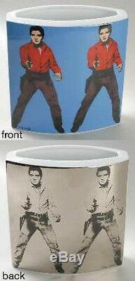 Rosenthal Germany Andy Warhol ELVIS Vase 8 RARE NEW