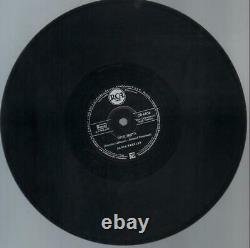 SCHELLACK Elvis Presley Blue Suede Shoes / Tutti Frutti RARE SHELLAC RCA