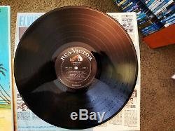 SUPER RARE 99% PERFECT PROMO MONAURAL Elvis Presley CLAMBAKE LPM-3893 & PHOTO