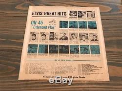 Super Rare Elvis Presley King Creole Record Lpm-1884 Mono Version Ships Quick