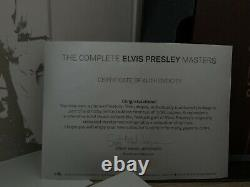The Complete Elvis Presley Masters (2010) Legacy 30xCD box set NEW rare