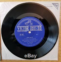 ULTRA-RARE MINT Elvis Presley ELVIS SAILS Japan Compact 33 Double CP-1147 1964