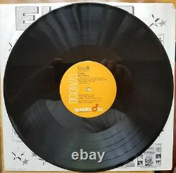 ULTRA-RARE MINT/MINT ORANGE QUADRADISC Elvis Presley ELVIS TODAY APD1-1039 SHK
