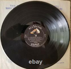 ULTRA-RARE UNPLAYED MINT STAGGERED STEREO Elvis Presley LOVING YOU LSP-1515(e)