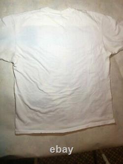 Vintage 90's Elvis Presley Mosquitohead Photo Print T-Shirt Size XL Rare