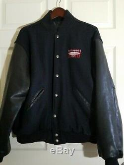 Vintage Rare Elvis Presley Graceland Staff Jacket XXL