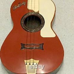 WOW LOOK Very Rare Original Elvis Presley 50s/earley60 Kids Guitar By Selco